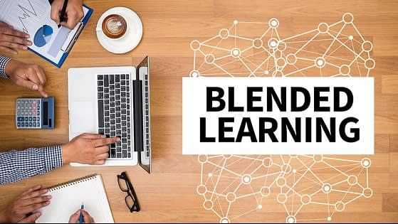 Webinar: How Blended Learning Speeds Employee Reskilling in High Tech