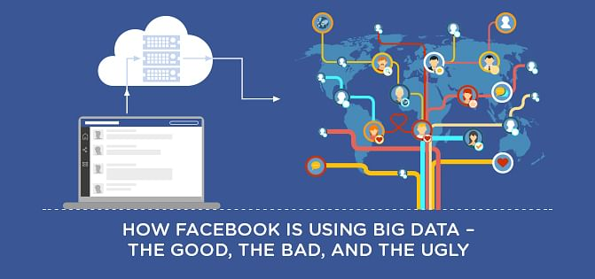 How Facebook is Using Big Data - The Good, The Bad, and The Ugly