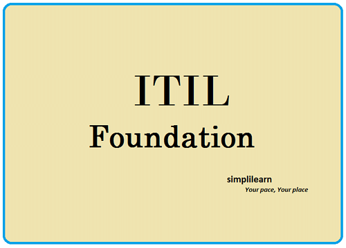All About Itil Certification Levels Salary And Career Benefits