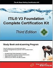 Top 8 books to read for the itil foundation certification itil v foundation complete certification kit is offered by the art of service a premier it service framework company this kit contains study material and fandeluxe Images