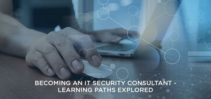 Becoming an IT Security Consultant - Learning Paths Explored