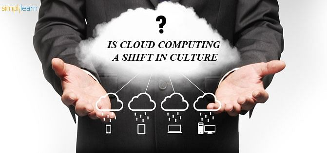 Is Cloud Computing a Shift in Culture?