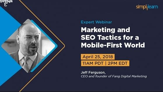 Marketing and SEO Tactics for a Mobile-First World