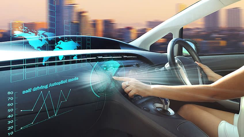 Key Technologies for Autonomous Driving in the Connected Car Future