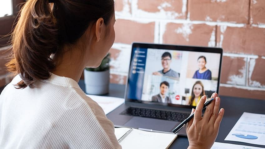 Lead Effective Virtual Meetings With Clients to Nurture the Relationship