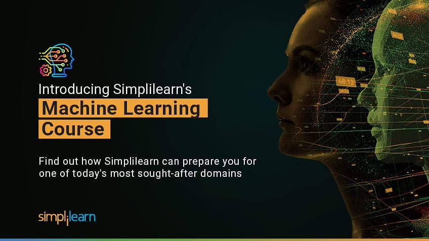 Course Announcement: Simplilearn's Machine Learning Certification Training
