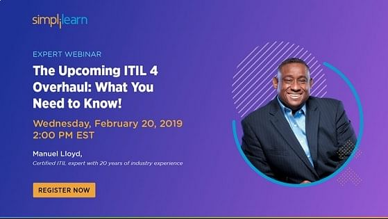 The Upcoming ITIL 4 Overhaul: What You Need to Know!