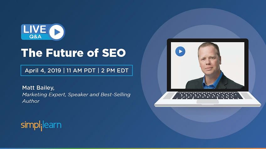 Live Q&A: What's New and in the Future for SEO?
