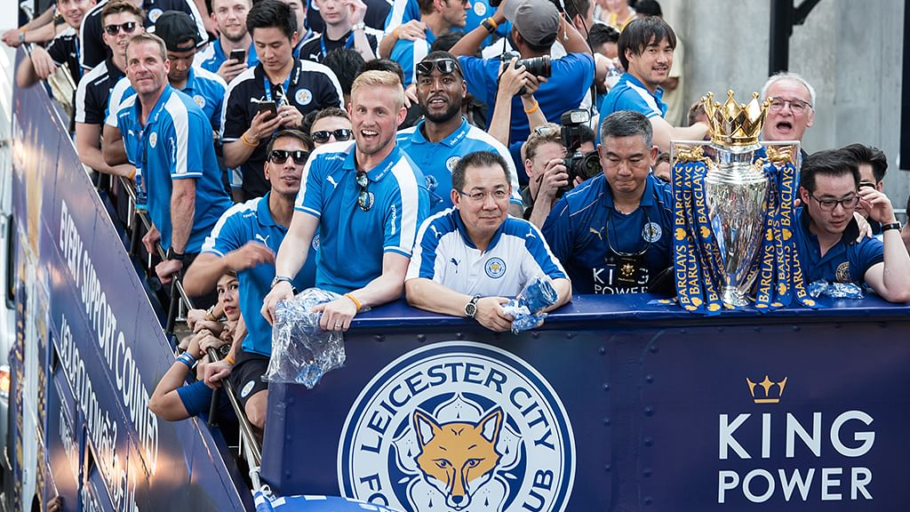The Real Reason Behind Leicester City's 2015-16 Premier League Success