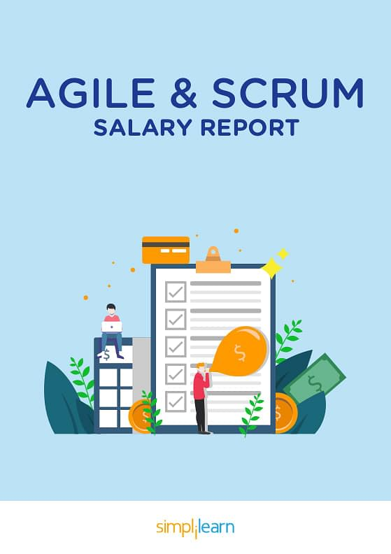 Free eBook: Agile and Scrum Professionals Salary Report