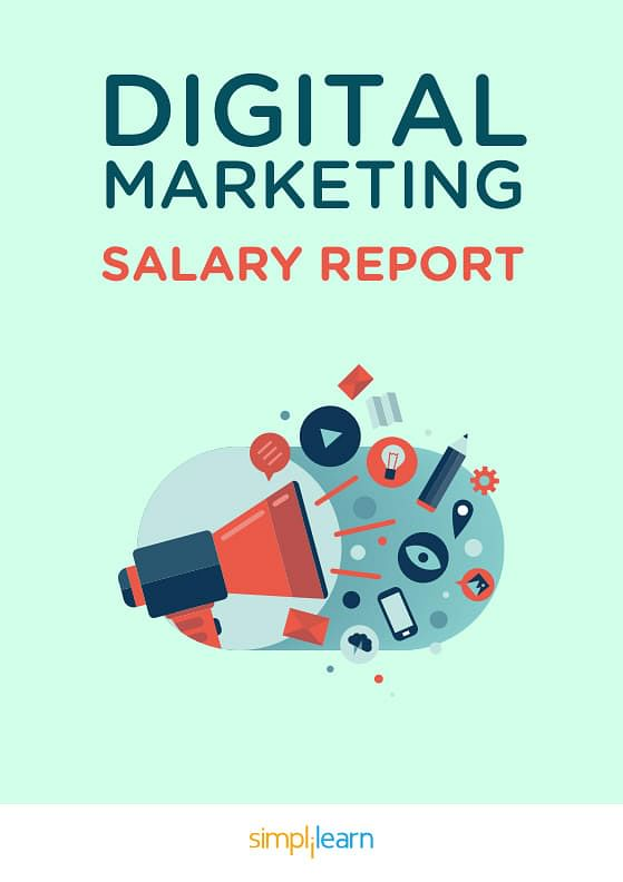 Free eBook: Digital Marketing Salary Report