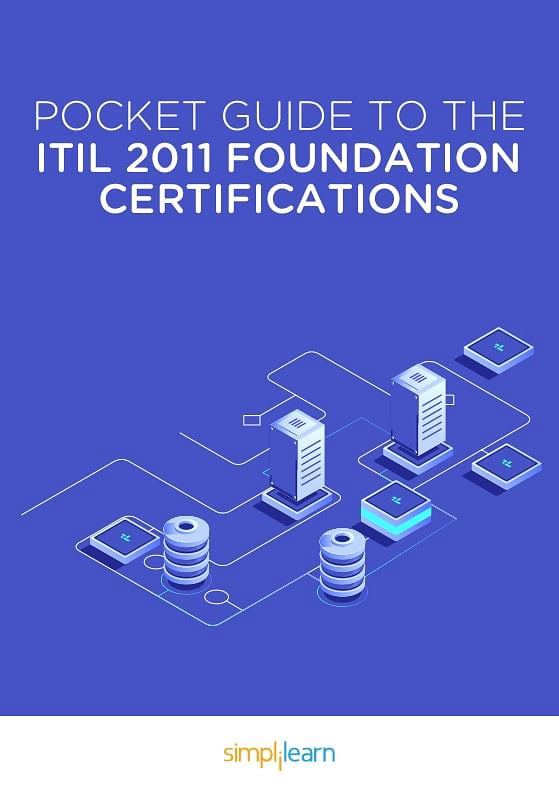 Free eBook: Pocket Guide To The ITIL 2011 Foundation Certification