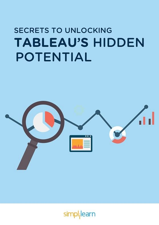 Free eBook: Secret to Unlocking Tableau's Hidden Potential