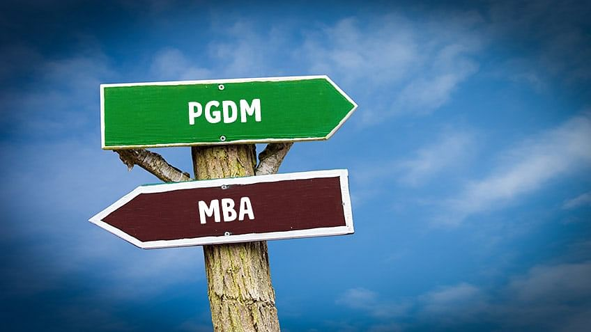 PGDM vs. MBA: All the Differences Between PGDM and MBA You Need to know