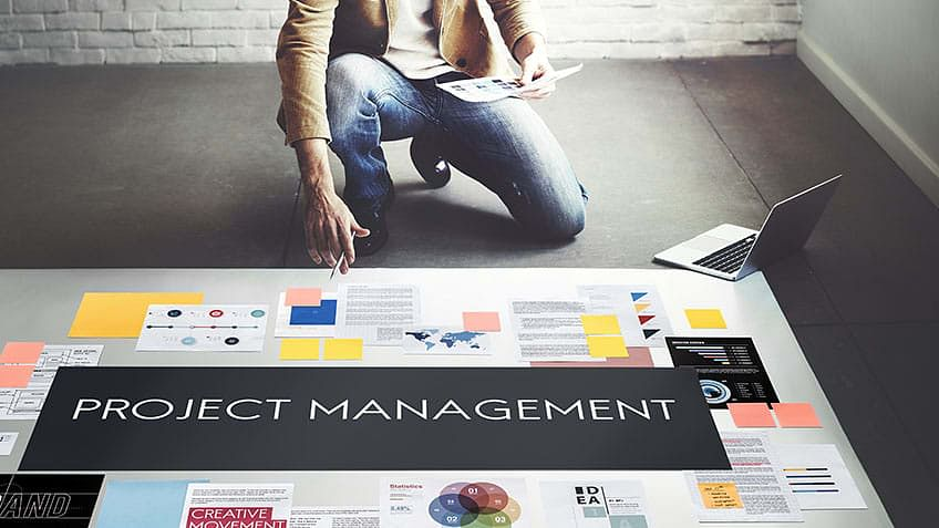 Project Management Series 1: Technology, Project and Management