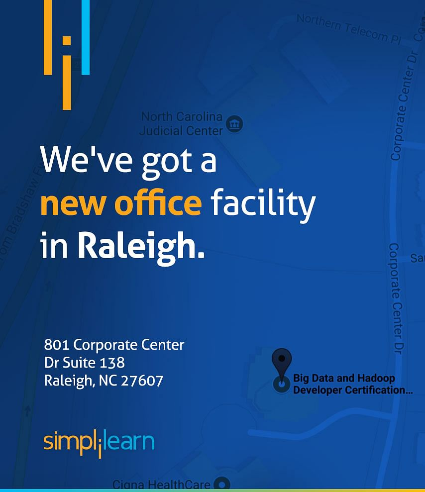 We Are Expanding New Office In Raleigh