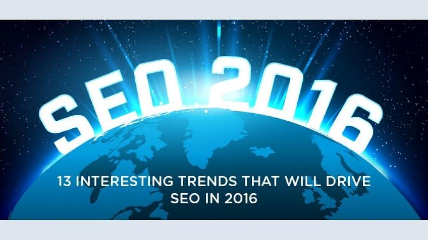 13 Tendências interessantes que impulsionarão SEO em 2016