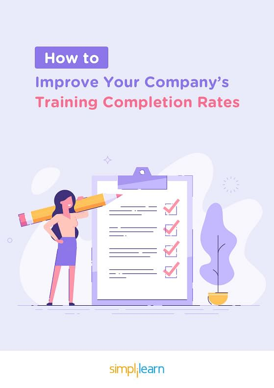 Whitepaper: How to Improve Your Company's Training Completion Rates