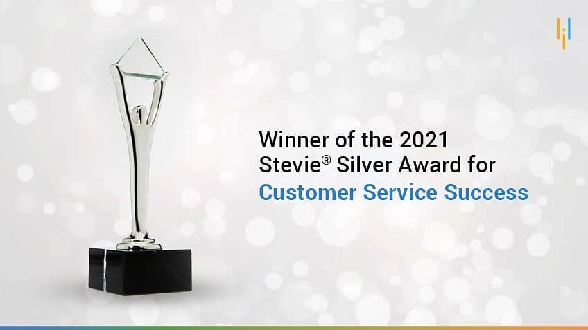 Simplilearn Wins 2021 Stevie® Silver Award for Customer Service Success
