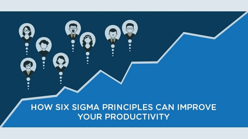How Six Sigma Principles Can Improve Your Productivity