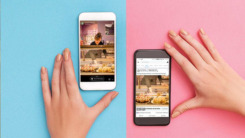 Social Media Posts vs. Stories: Which is More Effective