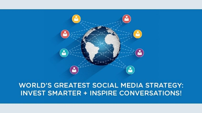 The World's Greatest Social Media Strategy
