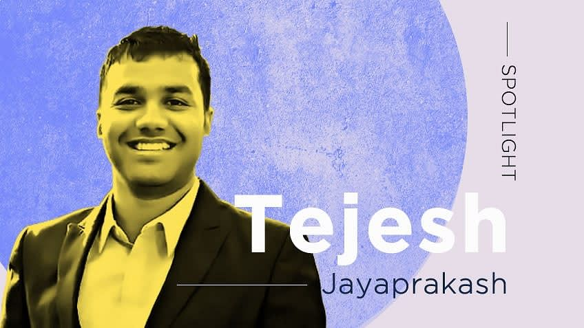 Student Spotlight: Tejesh Jayaprakash Takes the Initiative and Transforms His Career by Diving Into Data