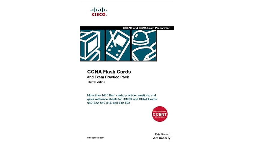 The 5 best ccna certification books you can also get a ccna question bank including 500 ccna practice questions for evaluating your proficiency on ccna knowledge areas fandeluxe Gallery