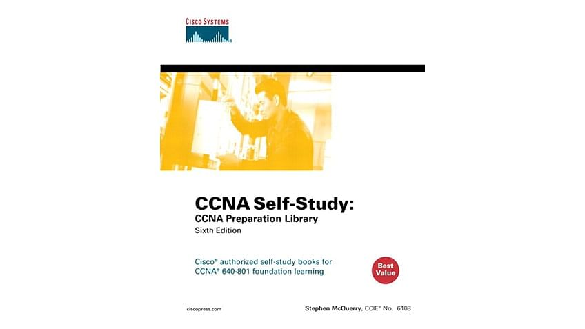 The 5 best ccna certification books cisco certified network associate study guide 640 802 fandeluxe Image collections
