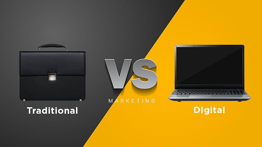 Traditional Marketing vs. Digital Marketing: Which One is Better