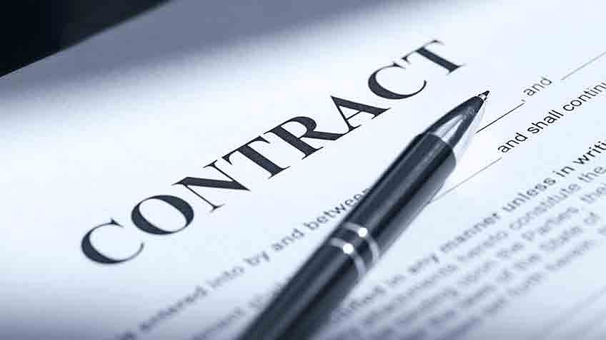 PMP Study: Types of Contracts