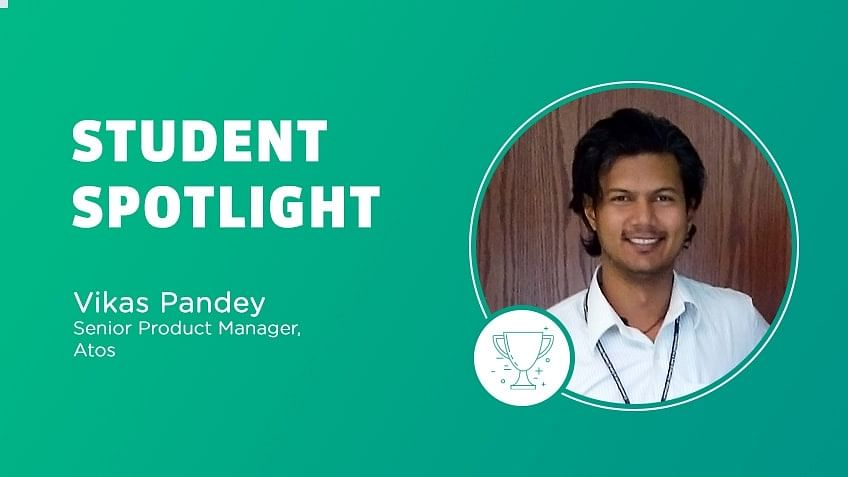 Student Spotlight: How Self-investment Led to Career Transition