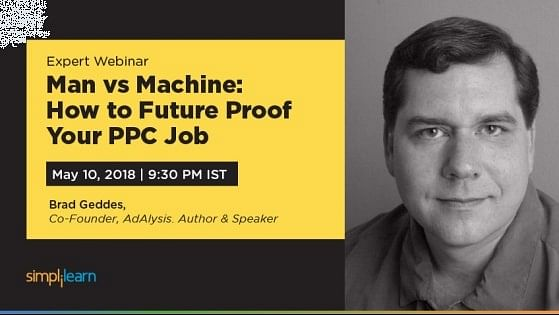 Man vs. Machine: How to Future-proof Your PPC Job