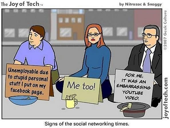 social media affecting communication skills