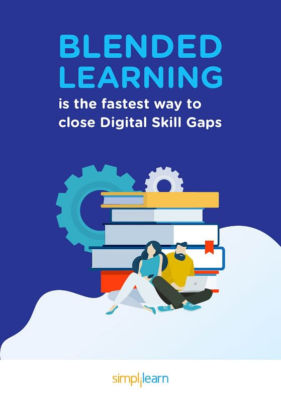 Whitepaper: Why Blended Learning is the Fastest Way to Close the Digital Skill Gaps