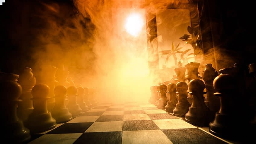 A Game of Pawns - How to Take Charge of your Career and Leave Nothing to Chance