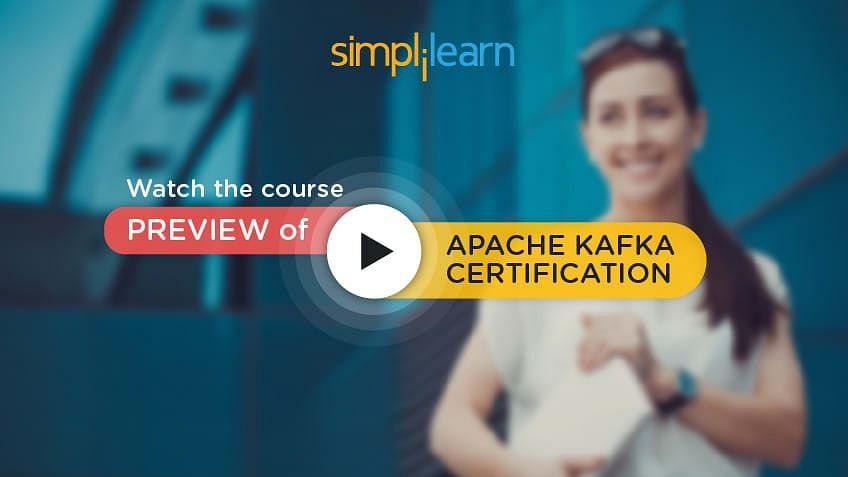 Introduction to Kafka Tutorial   Simplilearn