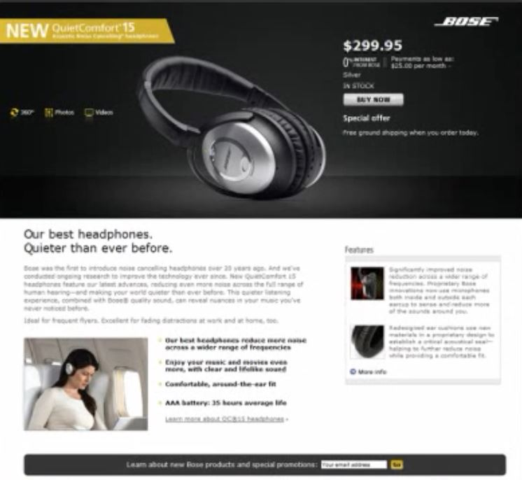 basic-ppc-landing-page-from-bose