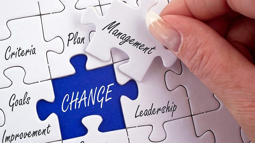 Change Management – Part I