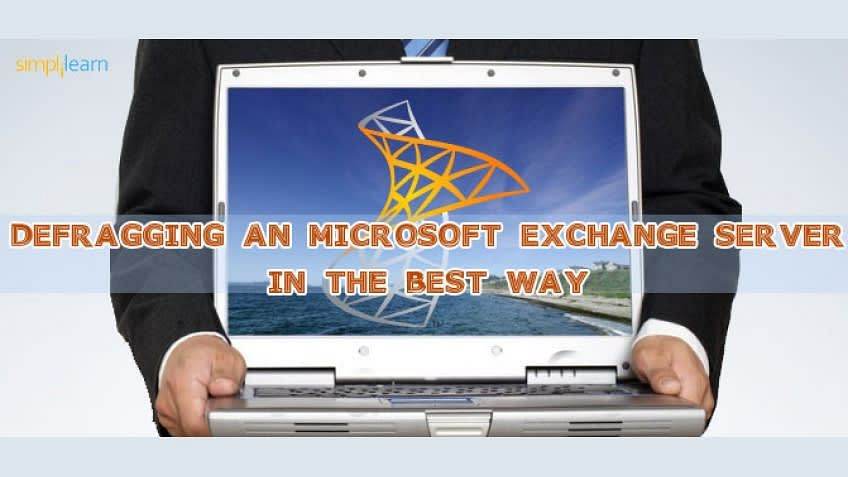 Defragging an Microsoft Exchange Server in the best way