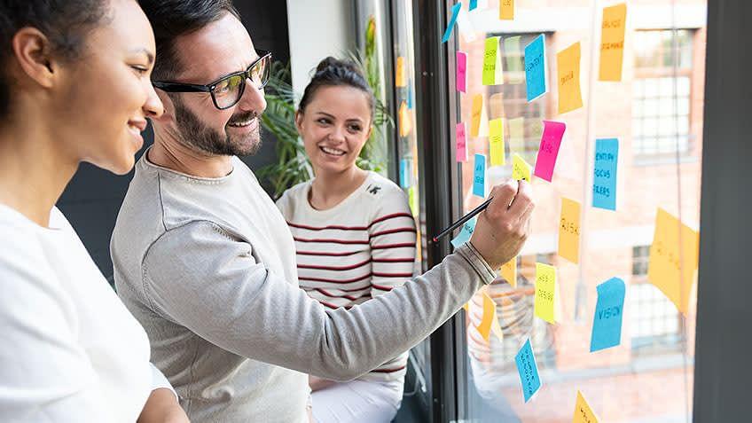 Applying Design Thinking Principles to Career Development