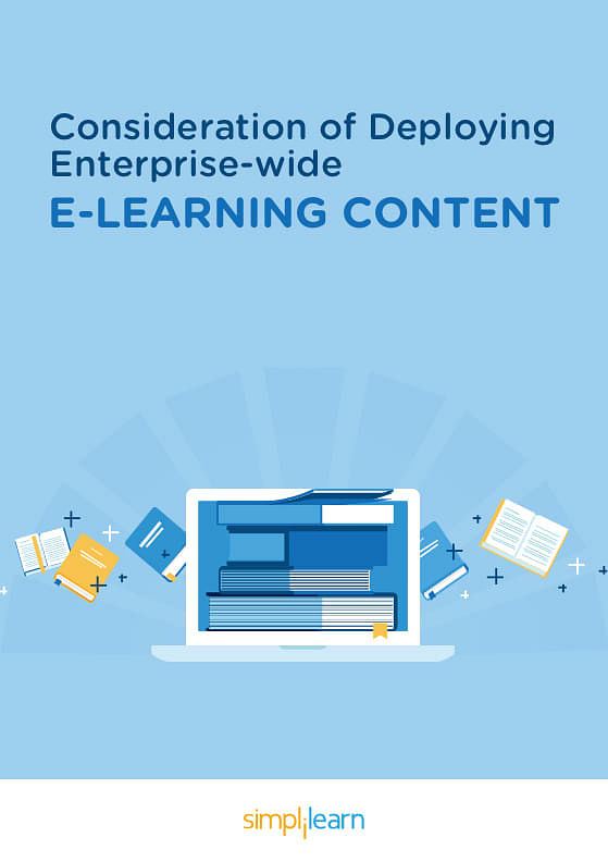 Whitepaper: Things to Consider Before Deploying Enterprise-wide eLearning Content
