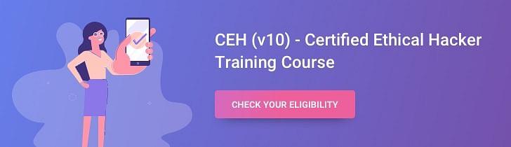 Eligibility CEH Course