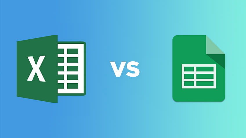 Excel Vs. Google Sheets: What You Need to Know