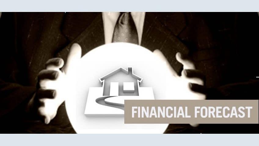 Aplicações de orçamentação e previsão financeira