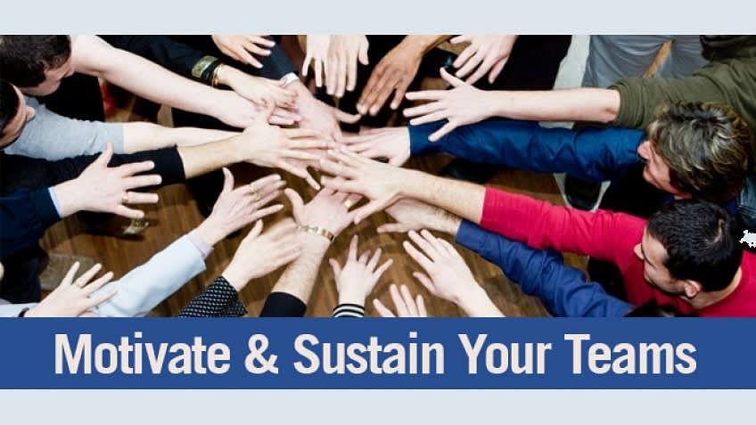 Top 5 estratégias eficazes para motivar e sustentar suas equipes de projeto