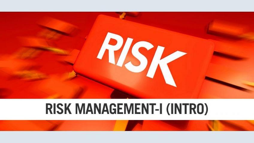 Significado do PMP - Gerenciando o Risco Parte I do Gerenciamento de Projetos