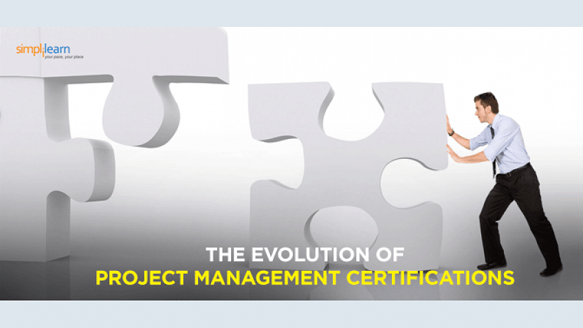 The Evolution of Project Management Certifications