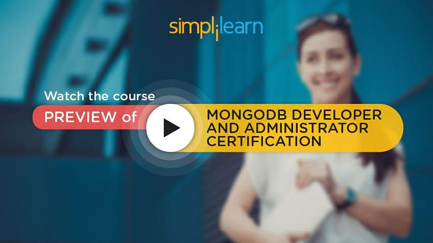 Indexing and Aggregation in MongoDB Tutorial | Simplilearn