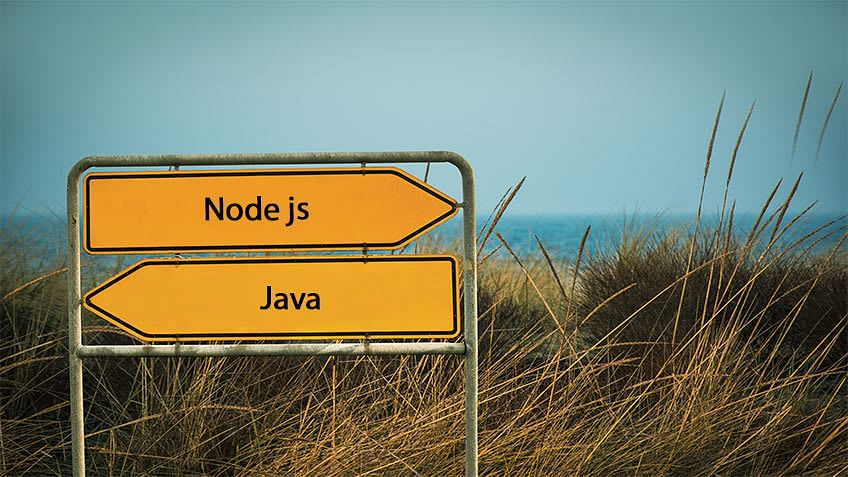 Node.js vs. Java: Differences, Applications, and Why You Should Learn Them